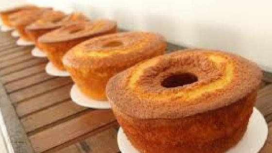 bolo caseiro : massa básica