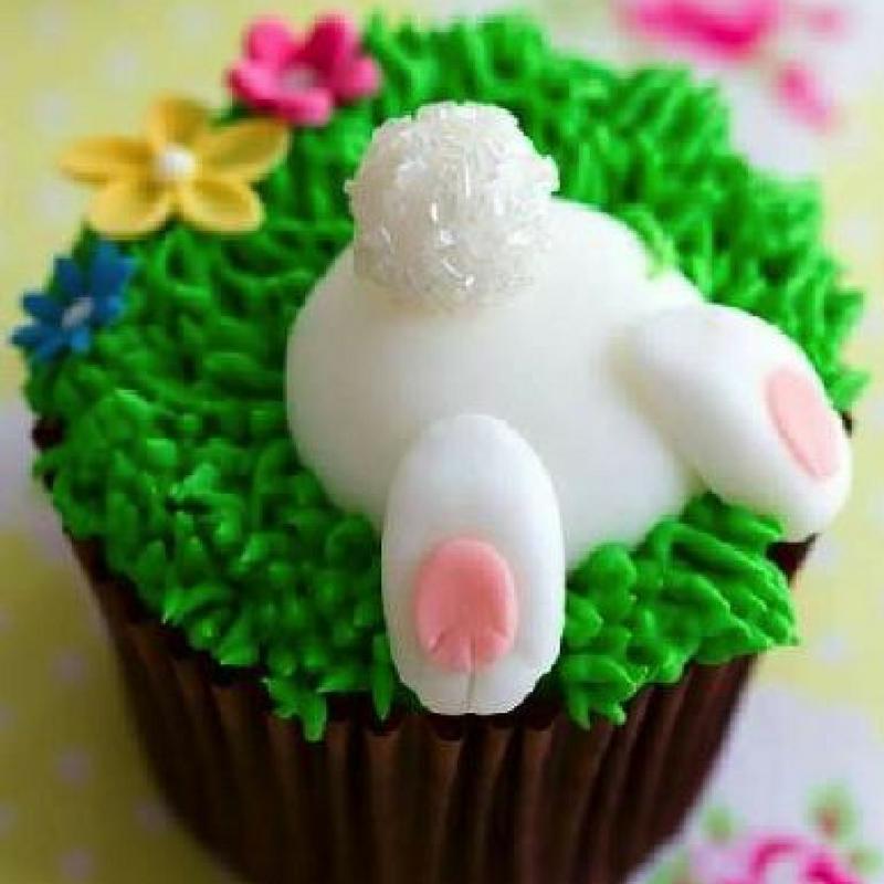 Design sem nome 13 - Top 10 Cupcakes para a Páscoa