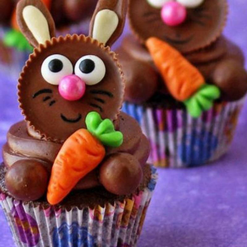 Design sem nome 15 - Top 10 Cupcakes para a Páscoa