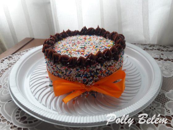 Mini tortas para vender todos os dias – TUTORIAL COMPLETO