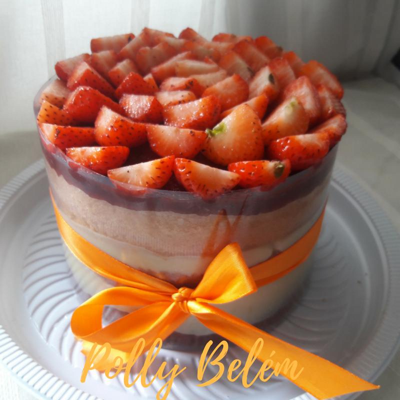 Polly Belém 1 - Mini tortas para vender todos os dias - TUTORIAL COMPLETO