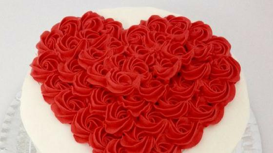 Ideias e Bolos para o Dia dos Namorados