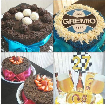 gg - Como fazer calda de chocolate para escorrer no bolo