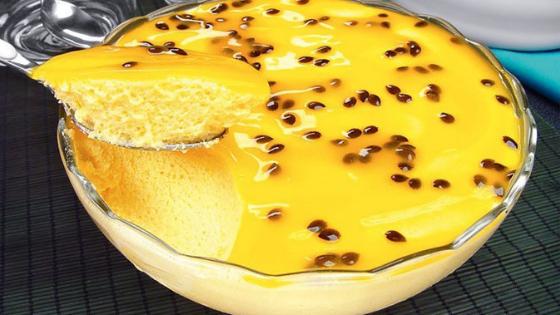 Mousse de Maracujá - Mousses: Confira 5 Receitas Deliciosas