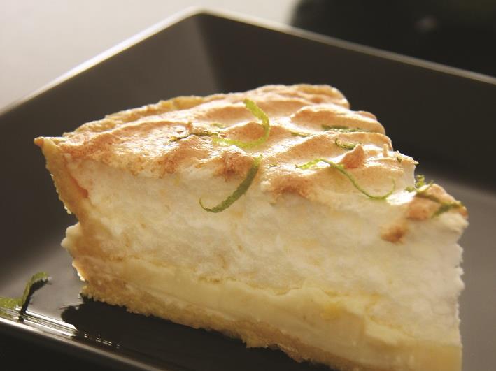 torta de limao com suspiro 15035 - 3 Sobremesas deliciosas com Limão