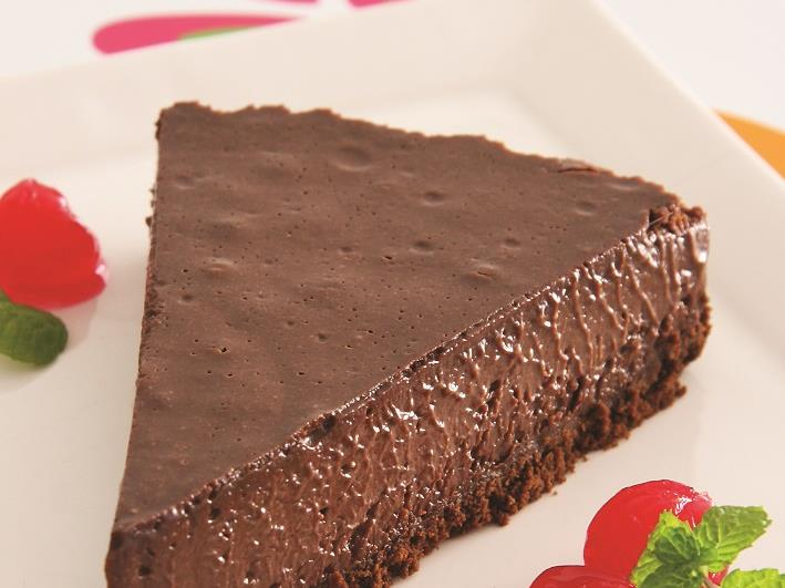 Torta de Mousse Sem Glúten