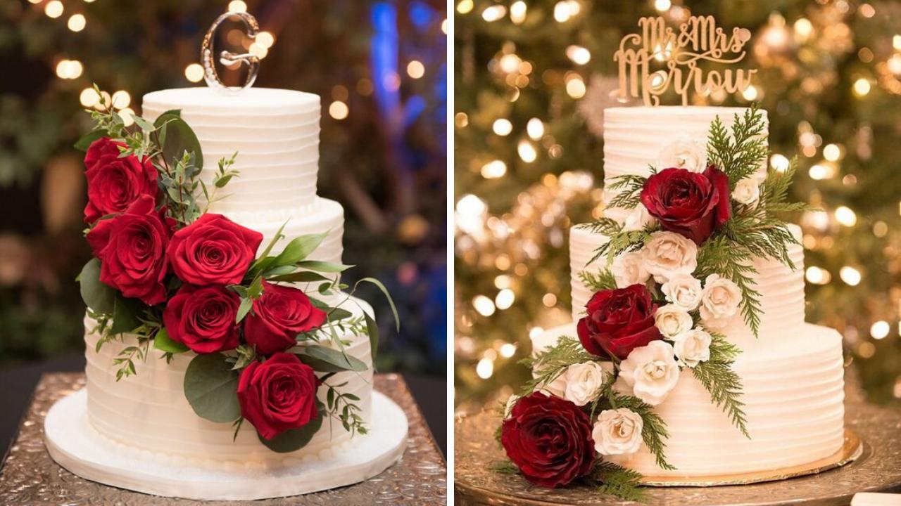 Minhas principais dicas sobre como fazer seu próprio bolo de casamento